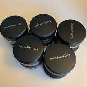 10 BRAND NEW BareMinerals Loose Powder Eyeshadow